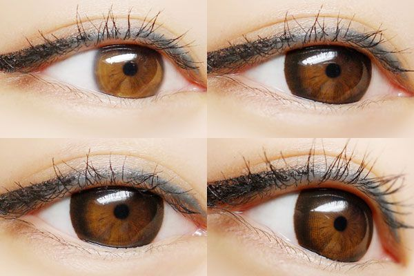 LensMe GBT Choco Color 13.5mm
