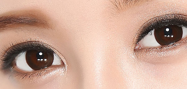 Caramel Choco cheap colored contacts