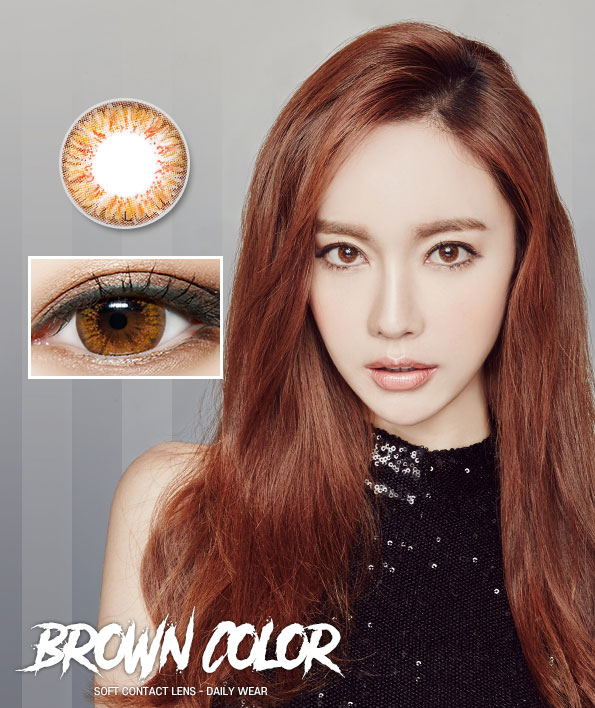 Lens Me Noble Shine Bikini Brown
