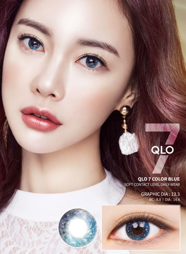 Qlo 7 Color Blue