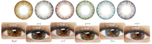 Vassen Vavara circle lens review
