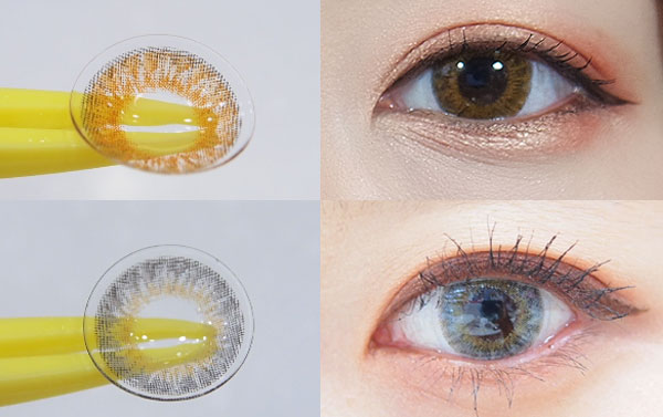 Venus Soul 3Color Circle Lens