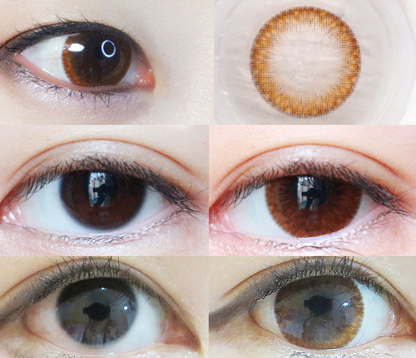 Yozo Lace Brown lens review