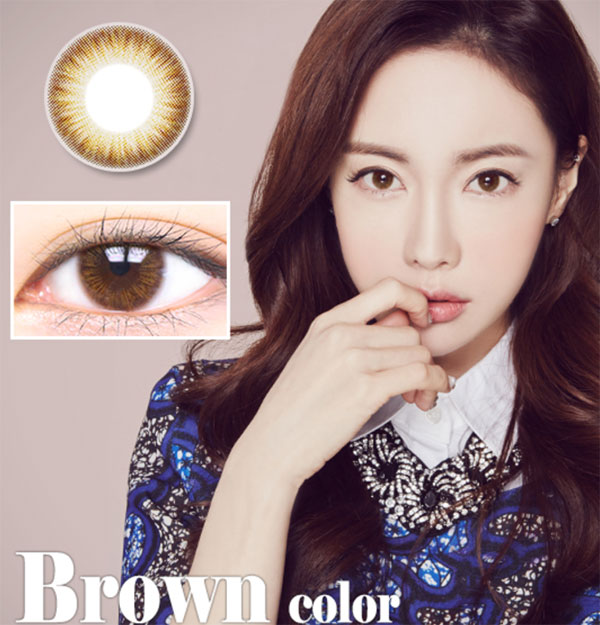 Yozo Lady Brown lens