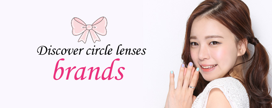 circle lenses brands