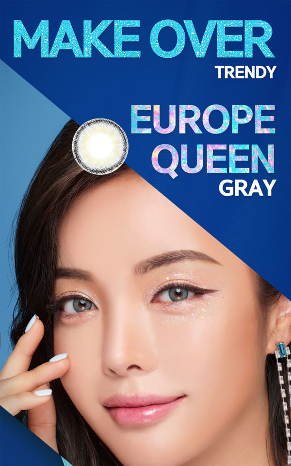 Makeover 1Day Europe Queen Gray