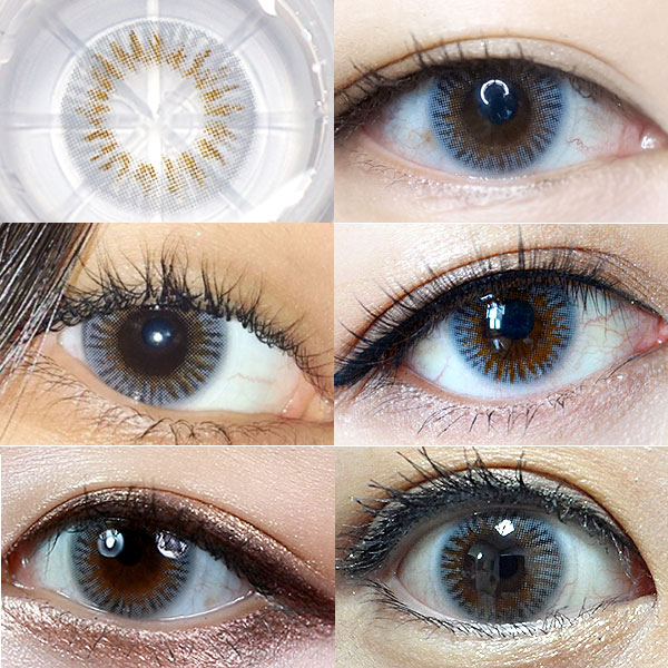 Water Ample Gray contacts review