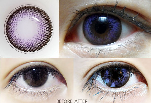 dali extra violet toric review