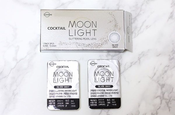 cocktailmoonlight silvergray package