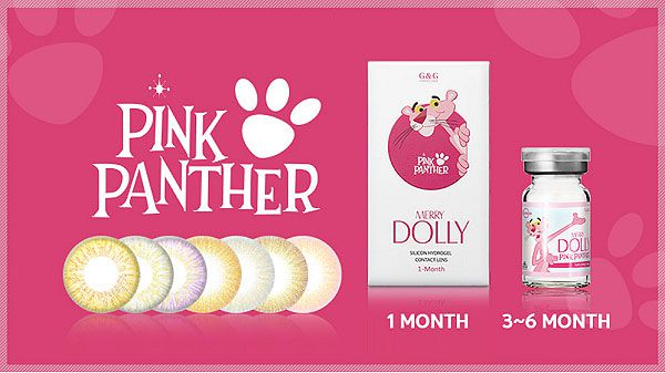 pinkpanther duration package